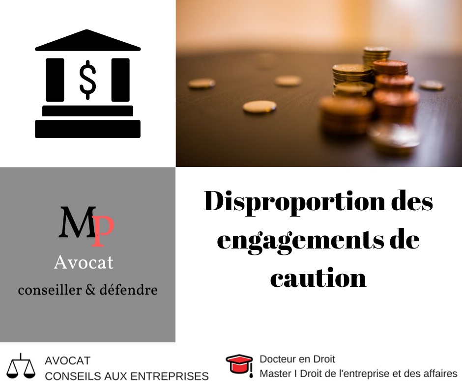L'absence de prescription pour la disproportion des engagements de caution