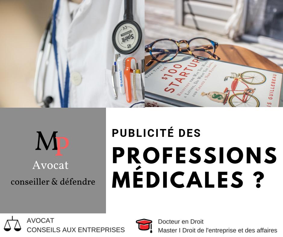 Bientôt un droit des médecins à faire de la publicité ?